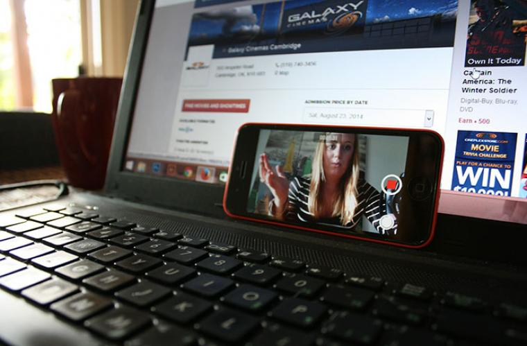 Contenido digital imagen y video