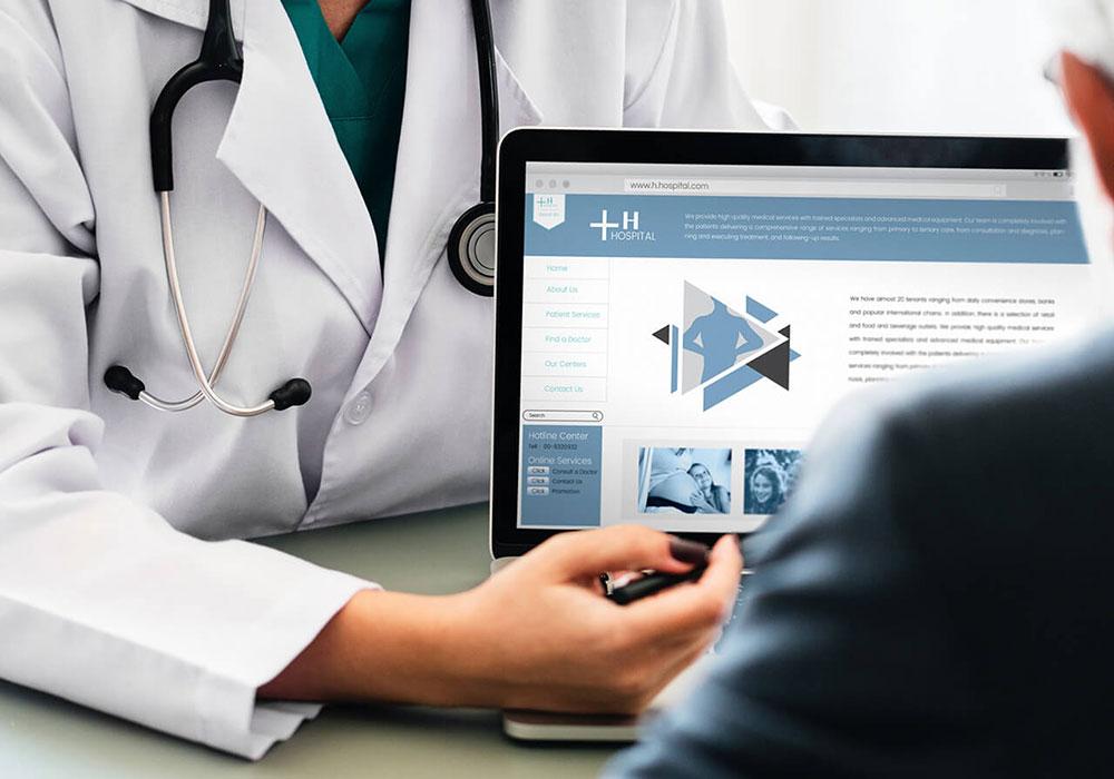 Diseño web para negocios de salud CDMX