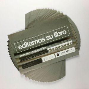 Diseño e impresión de flyer