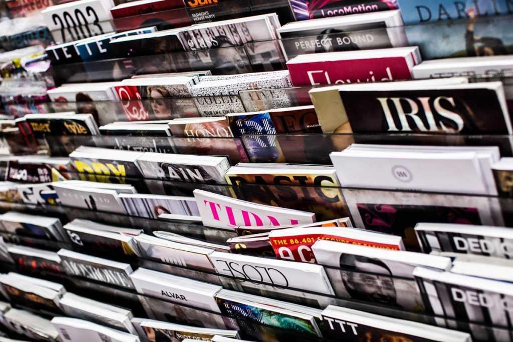 Impresión de catálogos y revistas en México